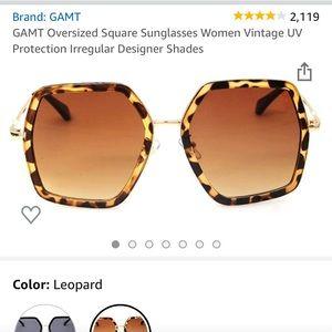 Gamt designer dupe sunglasses